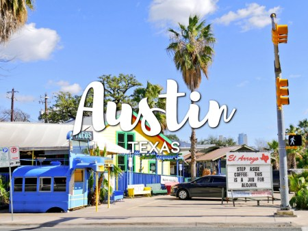 One day in Austin Itinerary