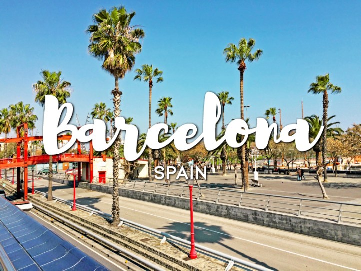 One day in Barcelona Itinerary