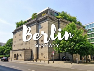 One day in Berlin Itinerary
