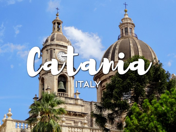 One day in Catania Itinerary