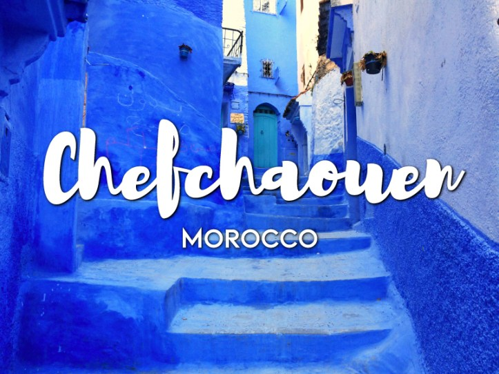 One day in Chefchaouen Itinerary