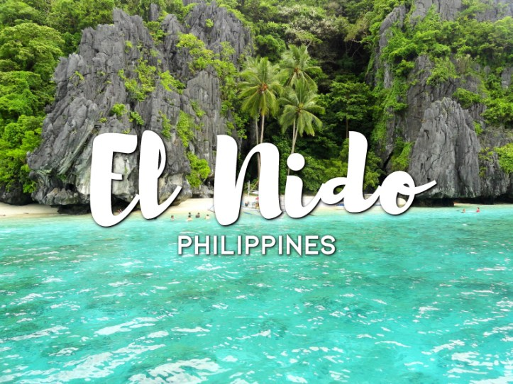 One day in El Nido Itinerary