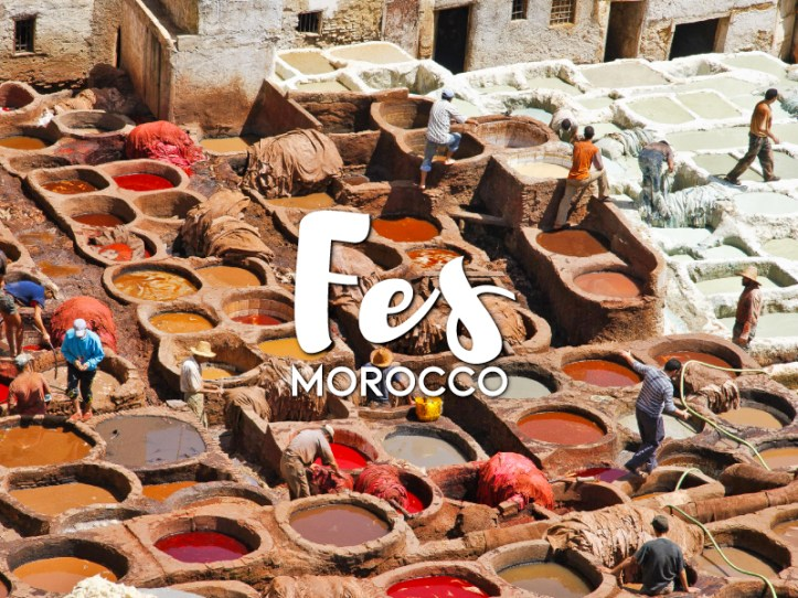 One day in Fes itinerary