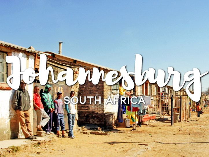 One day in Johannesburg Itinerary