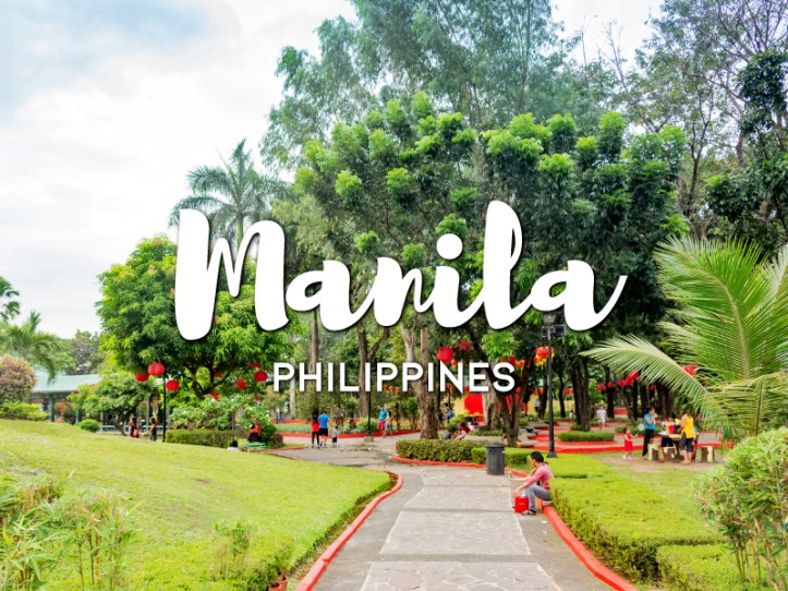 One day in Manila Itinerary
