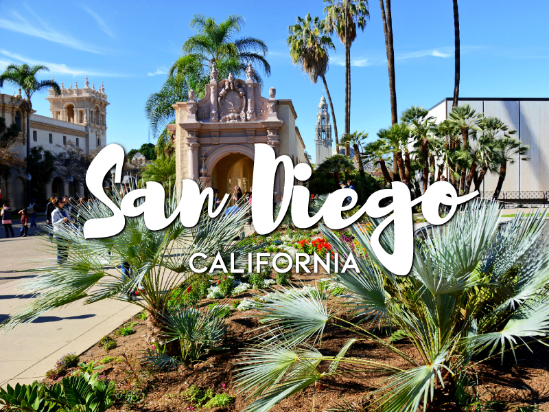 One Day in San Diego Itinerary – Top things to do in San Diego, California