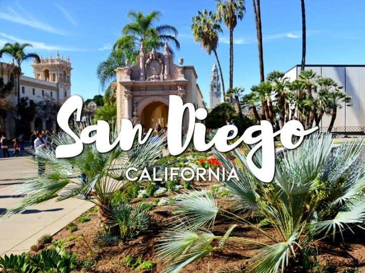 One day in San Diego Itinerary