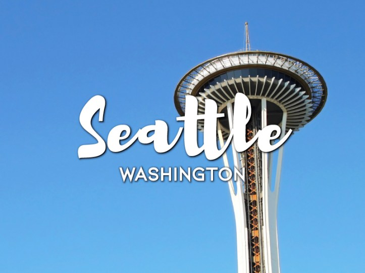 One day in Seattle Itinerary