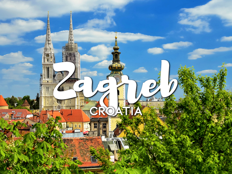 One Day in Zagreb Itinerary – Top things to do in Zagreb, Croatia