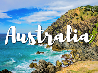 Where to travel in Australia