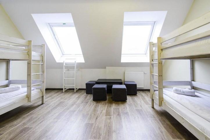 wombat's CITY Hostels Room
