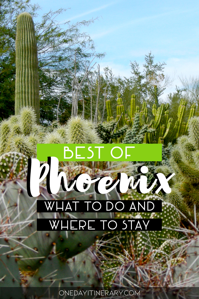 Best of Phoenix - What to do and where to stay