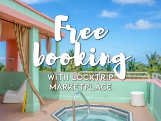 Free Booking With LockTrip Marketplace