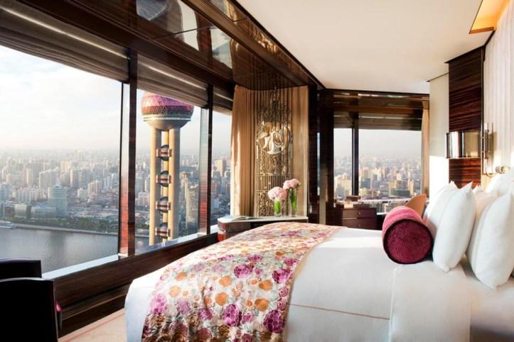 The Ritz-Carlton Shanghai Room