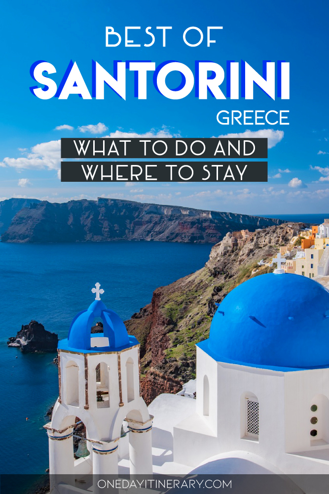 Best of Santorini, Greece - What to do and where to stay