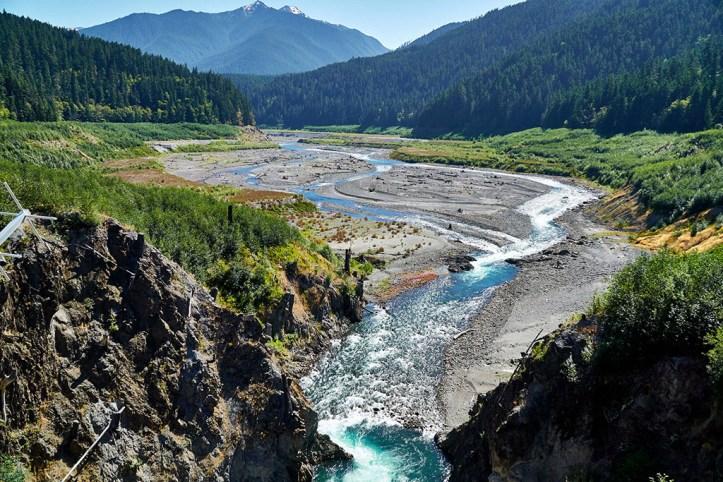 Elwha River Observation Area