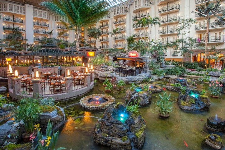 Gaylord Opryland Resort & Convention Center Room Center