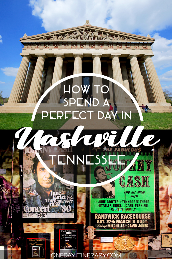 How to spend a perfect day in Nashville