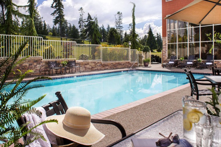 Olympic Lodge Pool,