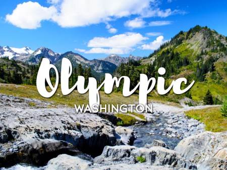 One day in Olympic National Park Itinerary