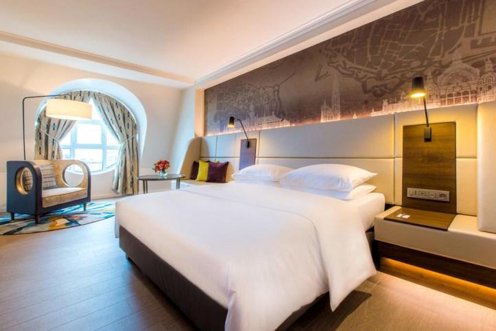 Radisson BLU Astrid Hotel Room