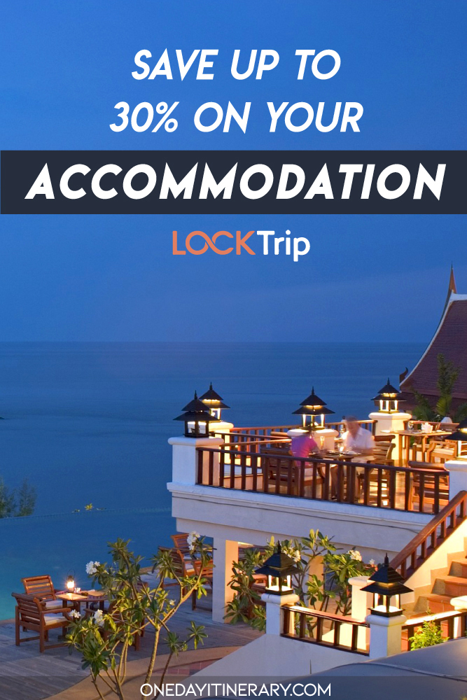 Save up to 30% on your accommodation with LockTrip