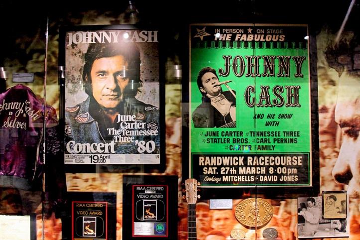 The Johnny Cash Museum & Cafe
