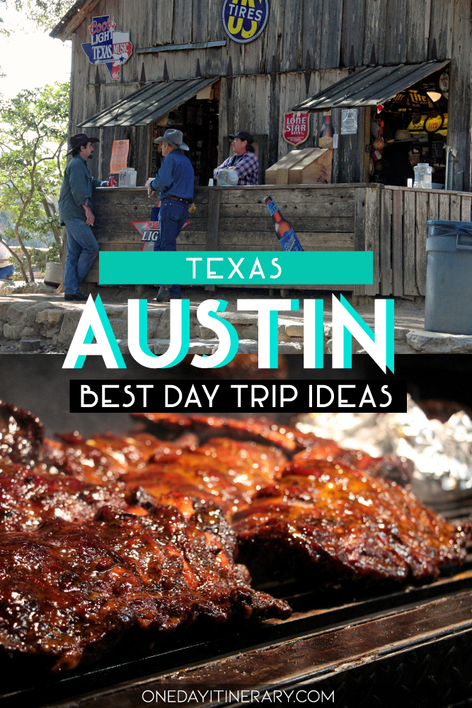 Austin, Texas - Best day trip ideas