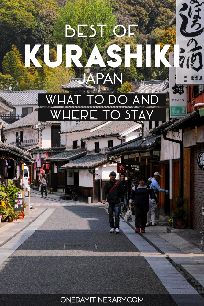 Best of Kurashiki, Japan - What to do and where to stay