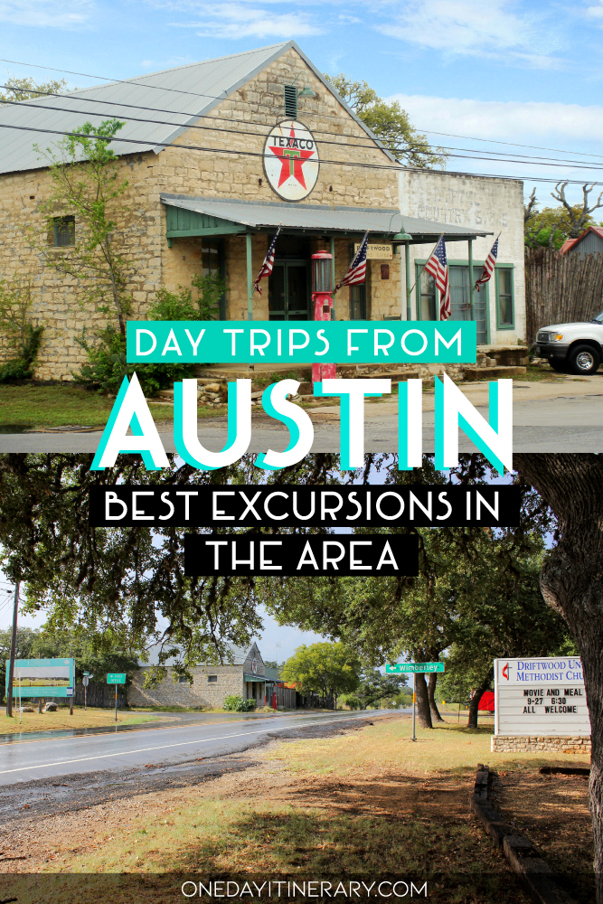 Day Trips from Austin - Best excursions in the area