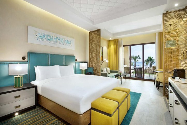 DoubleTree by Hilton Resort & Spa Marjan Island Room