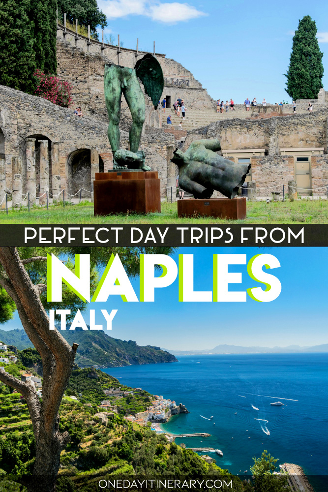 Perfect day trips from Naples, Italy
