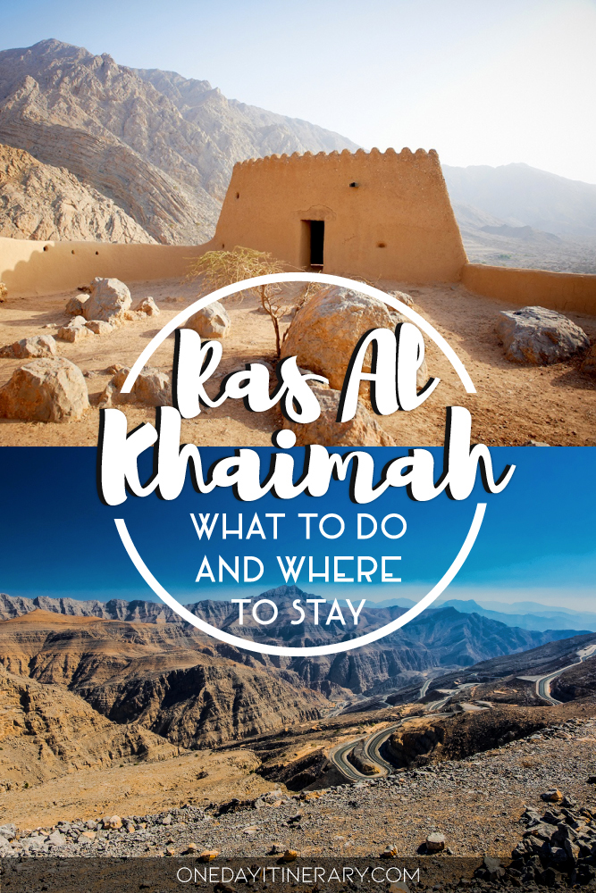 Ras Al Khaimah, UAE - What to do and where to stay