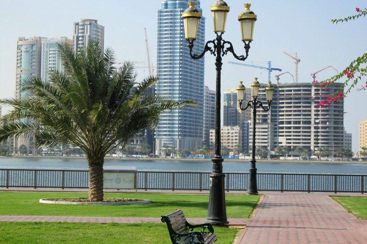 Khaleed Lagoon, Sharjah