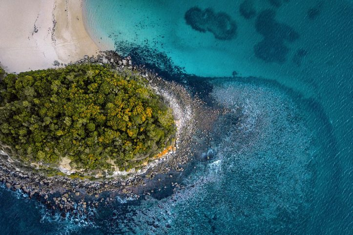 Manly Aerial Photo
