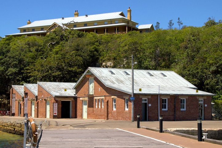 Quarantine Station, Manly