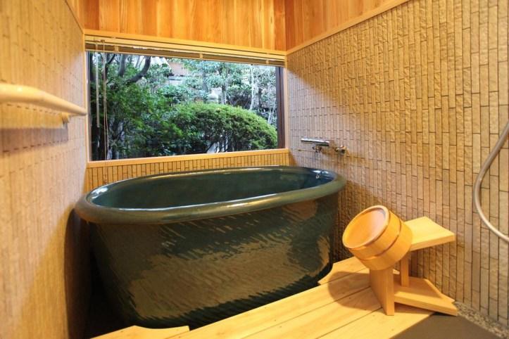 Ryori Ryokan Tsurugata Bath