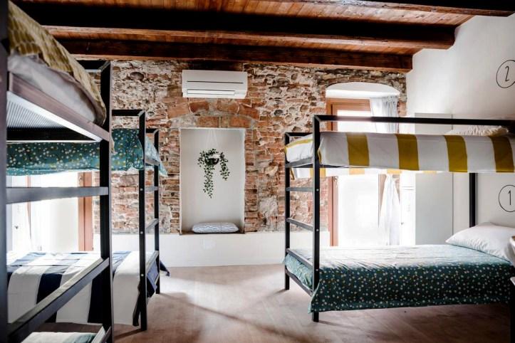 The Hostello Room