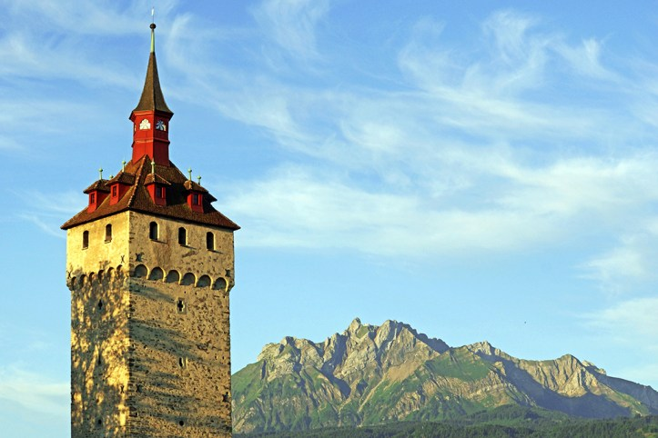 Watch Tower, Lucerne