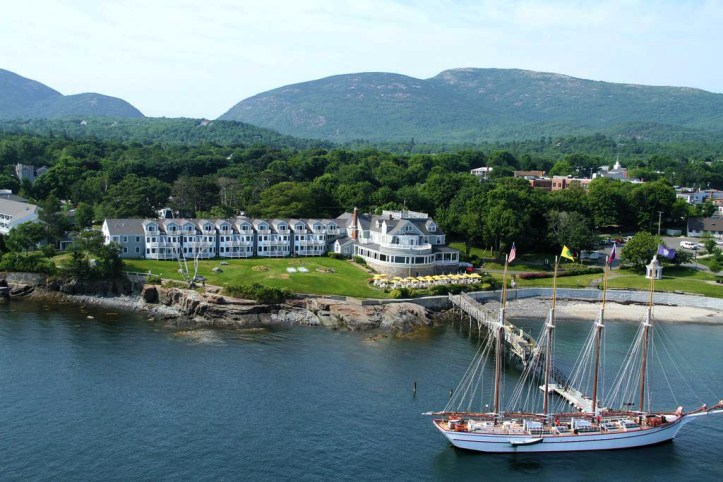 Bar Harbor Inn and Spa 2