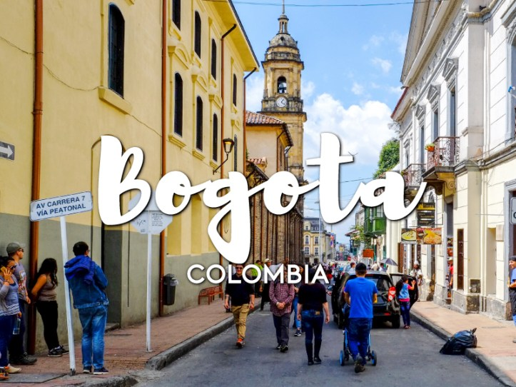 One day in Bogota Itinerary