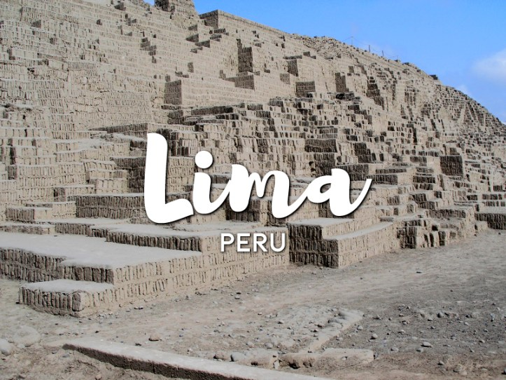 One day in Lima Itinerary