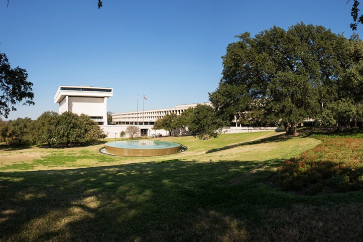 The Lyndon Baines Johnson Library, Austin