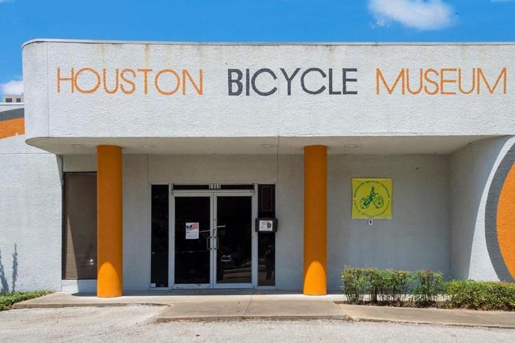 Bicycle Museum, Houston