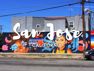 One day in San Jose