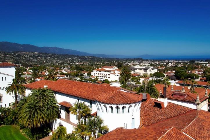 Red Rooftops, Santa Barbara