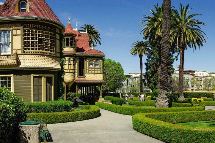 Winchester Mystery House, San José