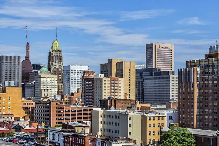 Baltimore Skyliine