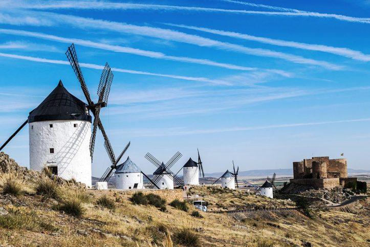 Castile-La Mancha, Spain