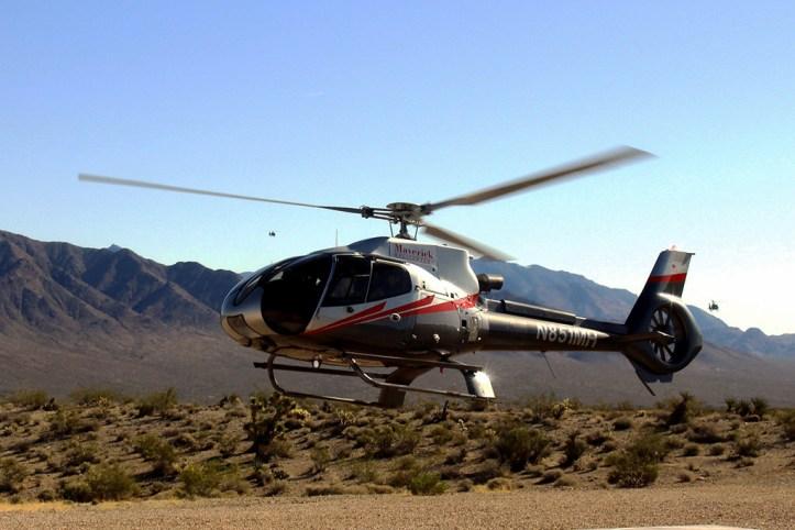 Las Vegas Helicopter Grand Canyon Tour